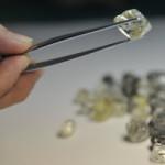 АЛРОСА увеличила добычу алмазов на 6%
