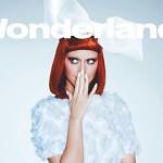Чудесное преображение: Кэти Перри на обложке Wonderland