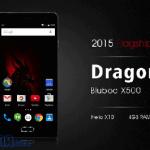 Bluboo X500— ещё один китайских флагман с платформой MediaTek Helio X10 и 4 ГБ ОЗУ